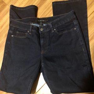 Calvin Klein Dark Denim S-8 Dark Stretch Skn Jeans